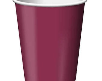 24CT 9OZ  Paper Cups by Creative Converting hot / cold