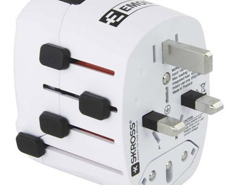 Adapter for electric sockets for our 220V electric heaters