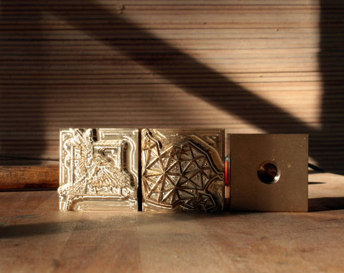 Branding iron up to three in one