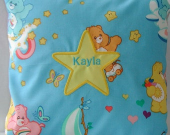 Care Bears Personlized Pillow