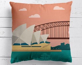 Sydney Opera House Cushion
