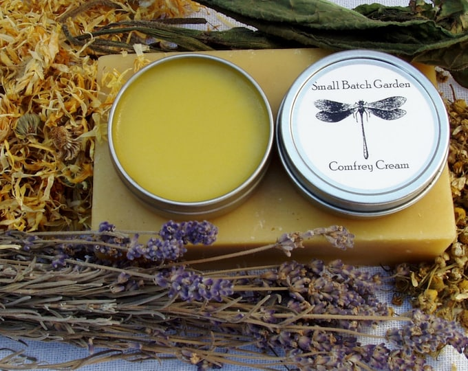 Soothing & Organic Herbal Salve For Abrasions to Zits and Everything In Between!