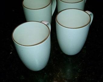 4 Dansk Santiago mugs like new.