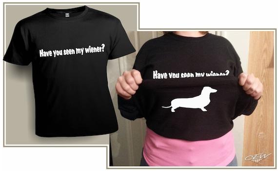 a8915eba6 Funny dachshund doxie T shirt phrase wiener dog humor t | Etsy
