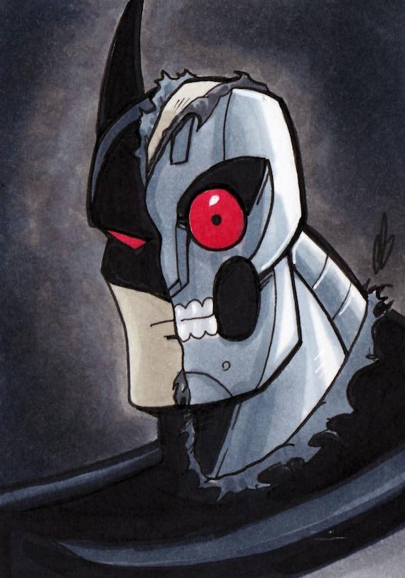 Batman Animado hardac Figura De Acción-Nuevo//en Caja