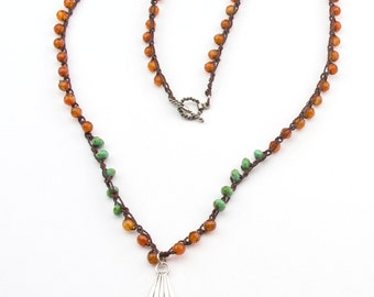 Bohemian Classic  Necklace