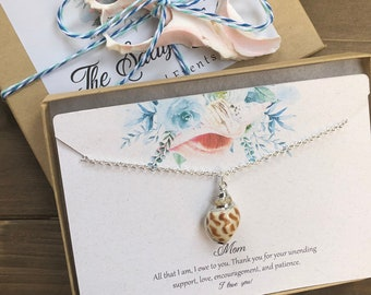 Mother's Day Gift Necklace for Mom