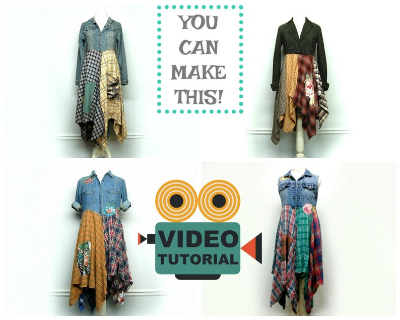 Sewing Class  Sewing Video  Sewing Pattern  Video Tutorial image 0