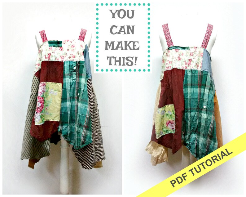 Sewing Patterns  PDF Sewing Tutorial  Sewing Patterns for image 0