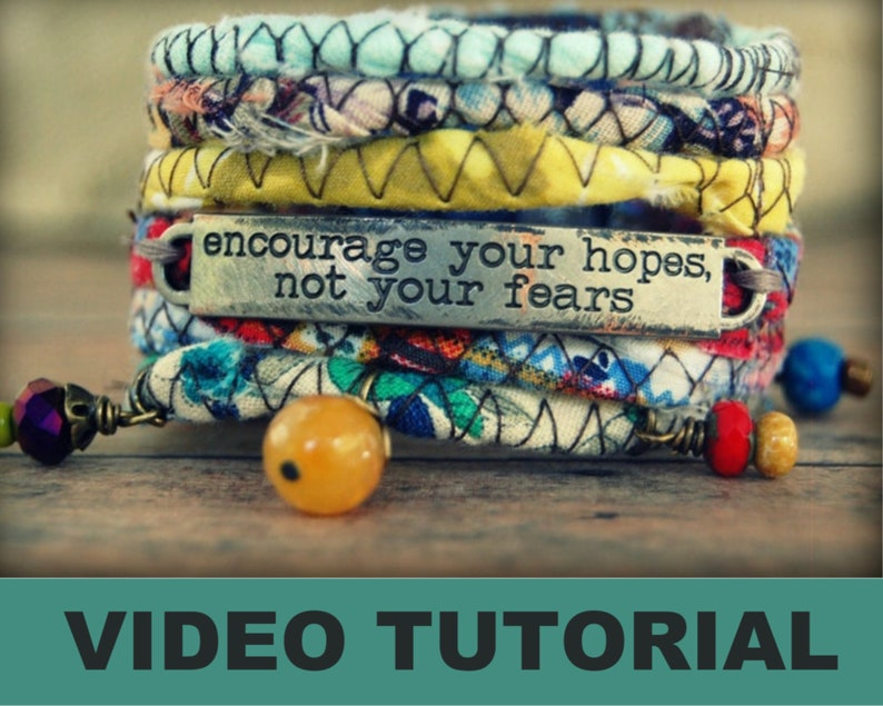 Jewelry Tutorial  Video Tutorial  Jewelry Making  Boho image 0