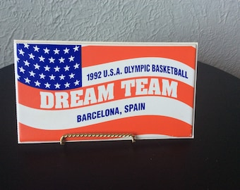 1992 Olympic Dream Postage Album