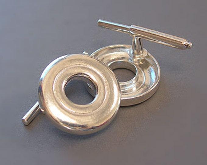 Flute Jewelry, Sterling Silver Flute Key, Cuff Links - Open Hole Key Music Shirt Stud