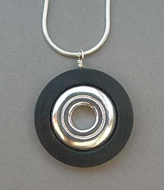 The Inner Flute Key Pendant (Item: N116)