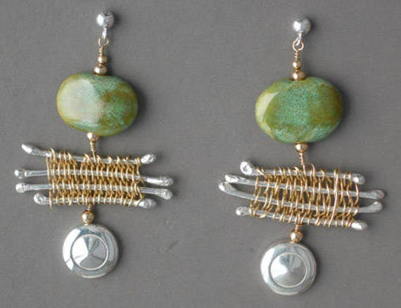 Flutist's Dream Earrings