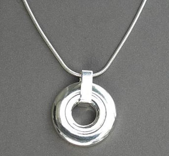 New Open Hole Pendant (Item: N200)