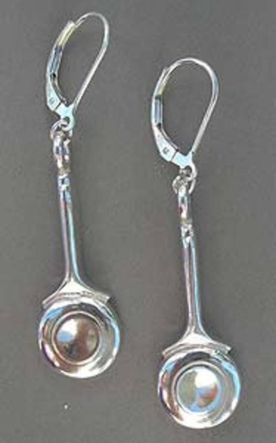 C Flute Key Elegant Earrings (E100)