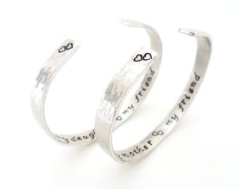 Mother Daughter Bracelet Set, Mother Daughter Jewelry Set, Mother Daughter Bracelet Gift, Matching Mother Daughter Jewelry, Mothers Day Gift