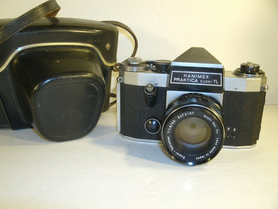 Praktica super tl defgrip