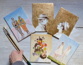Gifts for Her Custom Painting from Photo Personalized Gift for Women