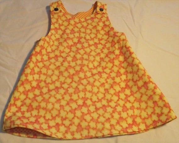 Infant Reversible Set, Size 6-9mo