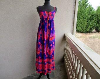 665c57d6f83 Sears Jr Bazaar Maxi Dress