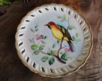 Norleans Decorative Bird Plate