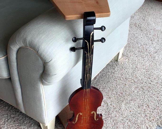 Stradivari Violin Perching Table