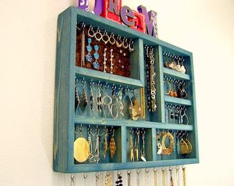 Dorm Room Jewelry Organizer