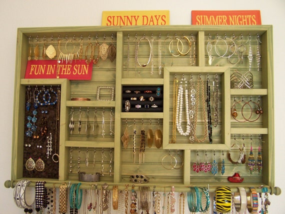 Perfect Birthday Gift For Her Jewelry Organizer
