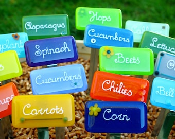 Vegetable Garden Markers
