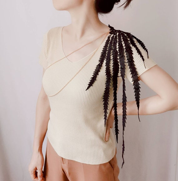Feather Body Chain