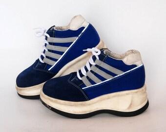 Sneakers & Sportschuhe für Jungen Vintage   Etsy DE