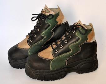 Shoes ~ Barbie Doll Shoes Fashionista Silver Platform Pee Toe Heel Boots