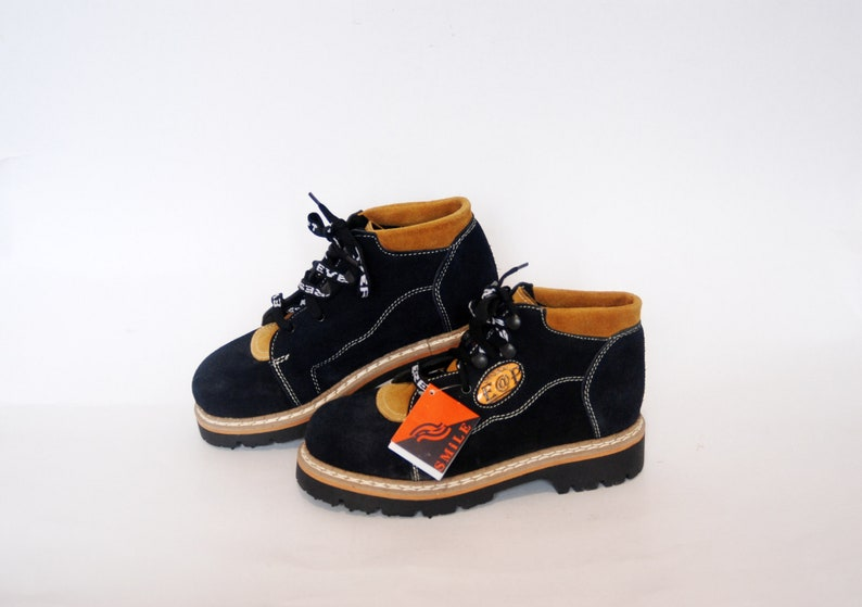 9d6a39181c4 kids shoes vintage shoes for boys size 33 us 2 uk 1 mountain boots military  hiking boot kids trail comfort kids army shoes combat sneakers