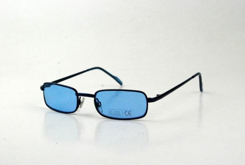 e331286b3defb Matrix small sunglasses rectangle sun glasses vintage retro
