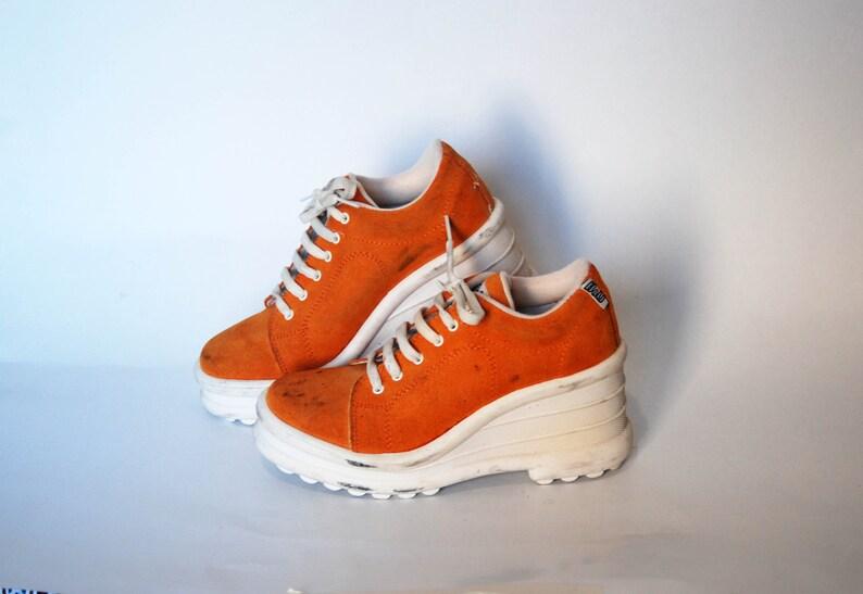 3beda20ef55 Platform shoes sneakers womens vintage platform chunky