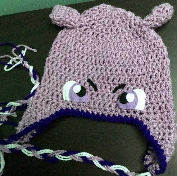 Mewtwo Crochet Hat Etsy