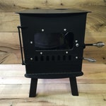 The Woodsman Stove with Window  ***FREE US SHIPPING***