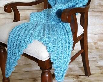 Crochet Mermaid Tail blanket - crochet mermaid tail - mermaid fin - blanket - mermaid blanket - crochet mermaid - mermaid tail