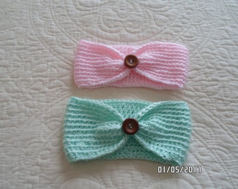 Baby Ear Warmers Made to Order