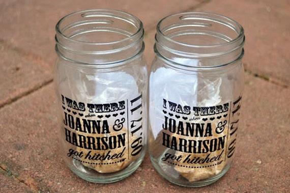 Custom Mason Jar Labels Personalized