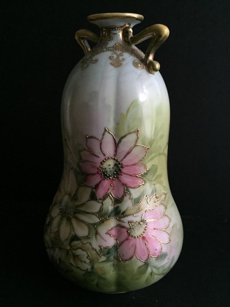 Nippon vase dating