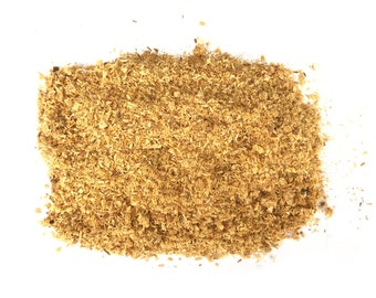 Palo Santo Wood, Palto Santo Finely Milled Wood , 1/4 ounce, 1/4 oz, Spells, Charms, Rituals, Magic, Magick, Wicca, Wiccan, Altar