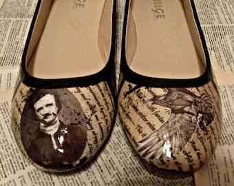 787ba623f87e5 Gothic wedding shoes