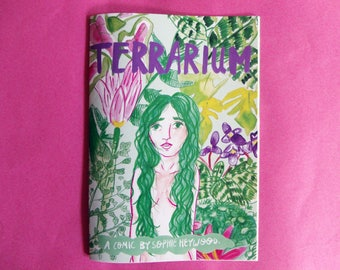 Terrarium A5 Comic