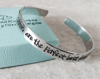 SALE personized sister gift cuff bracelet hand stamped personalized gift cousin sister sorority sister bridesmaid gifts wedding date