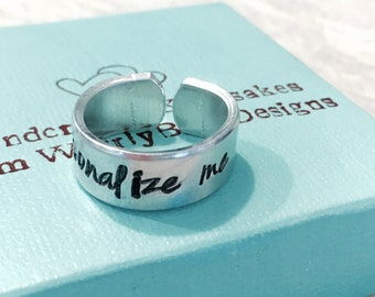 Personalized Rings