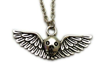 Grave Angel Necklace