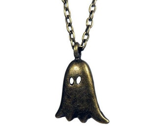 Little Ghost Necklace