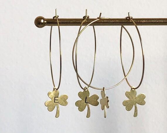 Good luck earrings
